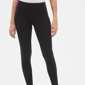 New GapFit Performance Cotton Leggings